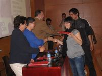 Entrega diplomas PCPI