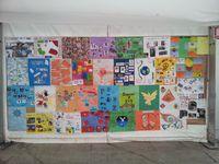 mural por la paz 2012
