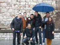Becarios Leonardo en Brescia