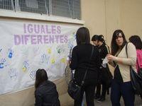 Semana intercultural centro sociolaboral actur 2013