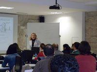 seminario becas de movilidad Leonardo