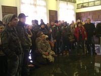 Día de la paz centros sociolaborales 2014