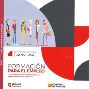 Zaragoza Dinámica refuerza su programa «Formación para el Empleo» e introduce cursos para personas ocupadas.