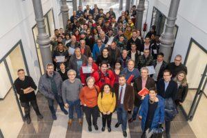 64 jóvenes concluyen su formación en el Taller de Empleo y las Escuelas Taller de Zaragoza Dinámica