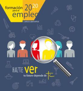 Programa de formación para el empleo de Zaragoza Dinámica 2020-2021