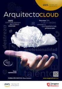 Programa de formación online gratuito en Arquitectura Cloud Computing con certificación oficial AWS