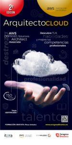 IIª Edición del Programa de formación online gratuito en Arquitectura Cloud Computing con certificación oficial AWS